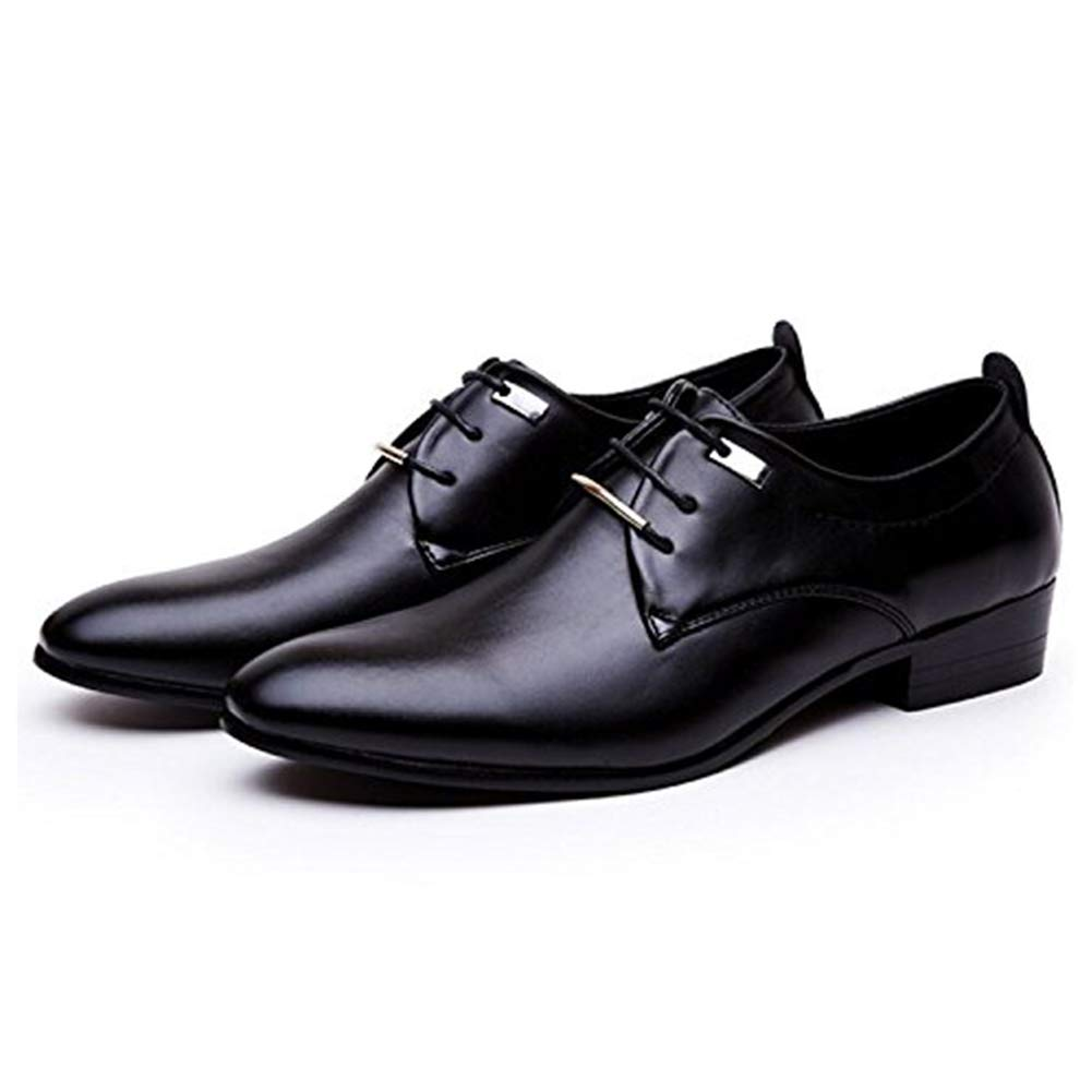 Formal Shoes 2019 Newest Fashion Men Formal Mariage Wedding Party Shoes High Quality Pointed Toe Business Shoes Men Loafers Oxford Shoes