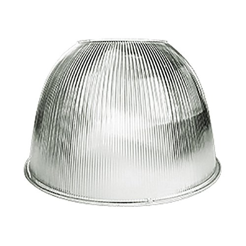 16 in. Clear Acrylic Reflector For LED High Bay Fixtures PLT 90400