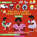 The No. 1 Ladies' Detective Agency 1: The Daddy & The Bone (Dramatised) Radio/TV Program by Alexander McCall Smith Narrated by Claire Benedict, Nadine Marshall