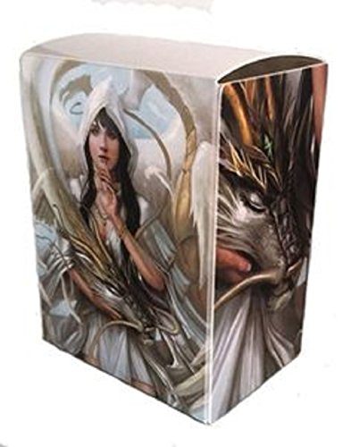 Max Protection Deck Box - Vertical Load Let Sleeping Dragons Lie Deck Box