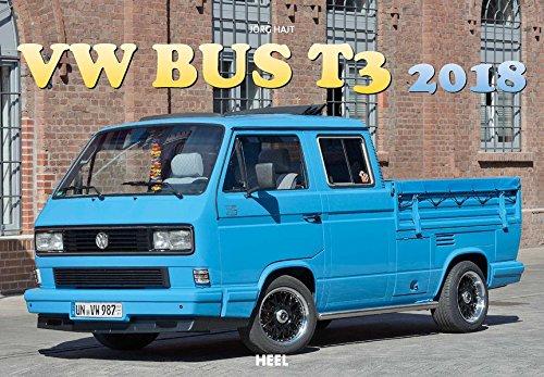 VW Bus T3 2018: Der Vielseitigkeitskünstler