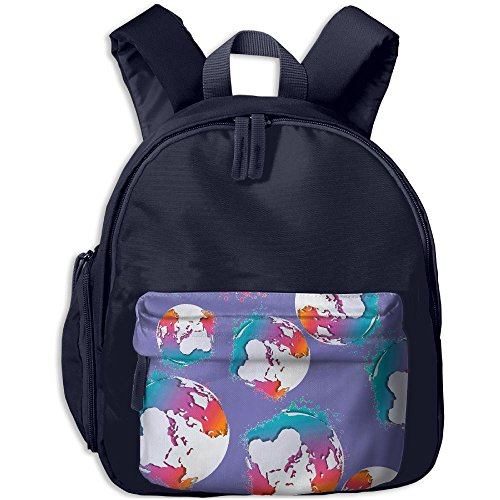 Price comparison product image Green Earth Colorful Animals Kids Children Backpack Lightweight Daypack Bag