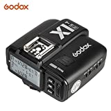 Godox X1T-N TTL 2.4G Wireless Flash Trigger Transmitter for Nikon DSLR Cameras +Andoer cleaning cloth