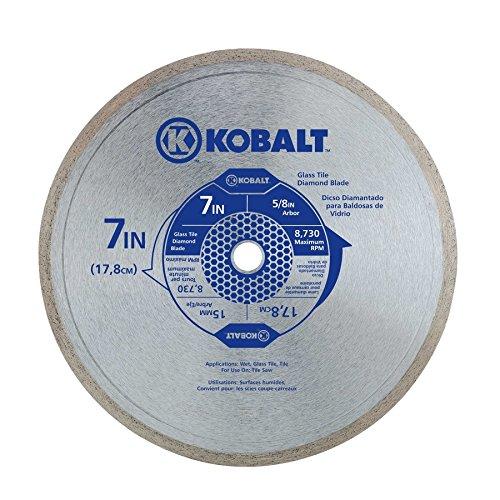 Wet Continuous Circular Blade Kobalt product image