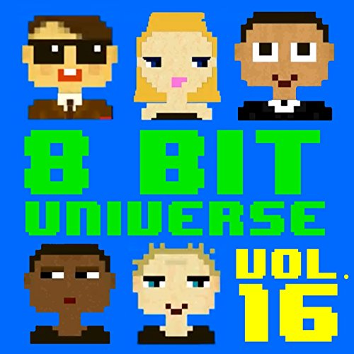8-Bit Universe, Vol. 16