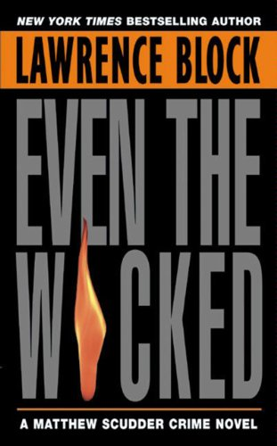 book cover of Even the Wicked