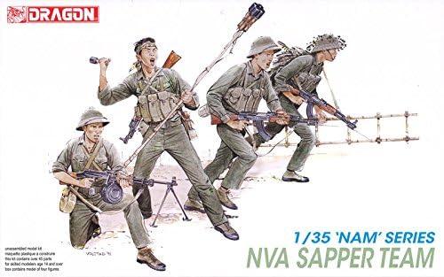 Amazon | ドラゴン 1/35 北ベトナム軍兵士 ベトナム戦争 プラモデル ...