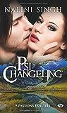 Psi-Changeling, tome 9 : Passions exaltées par Singh