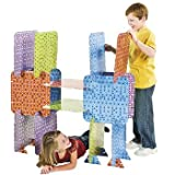 GIANT CARDBOARD BUILDING BLOCKS