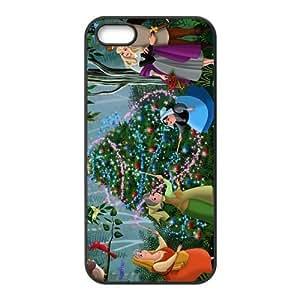 Custom Sleeping Beauty Back Cover Case for iphone5,5S JN5S-514
