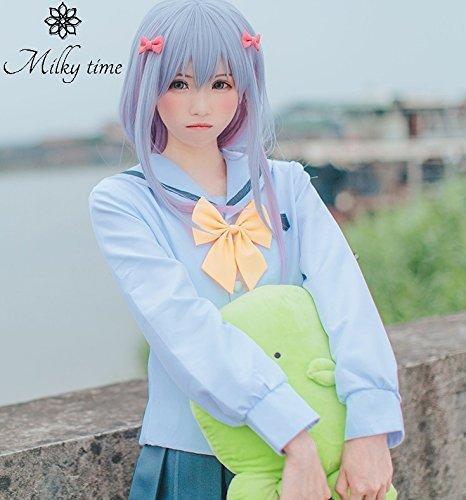 milky time with * eromanga teacher Izumi SAE fog (mist Izumi) style uniform costume by milky time