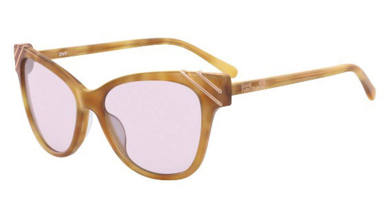 Sunglasses Diane von Furstenberg DVF 663 S ARDEN 215 AMBER TORTOISE
