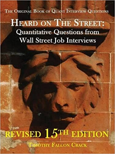 quant job interview questions and answers pdf