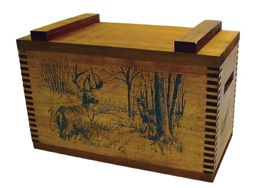 Evans Sports Standard Ammo Box, Deer