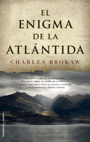 El enigma de la Atlantida (Roca Editorial Misterio) (Spanish Edition) ebook