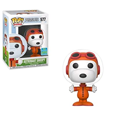 POP! Funko Animation: Peanuts - Astronaut Snoopy #577: Toys & Games