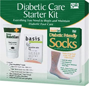 diabetic foot care products