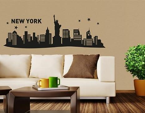 Wall sticker new york 51