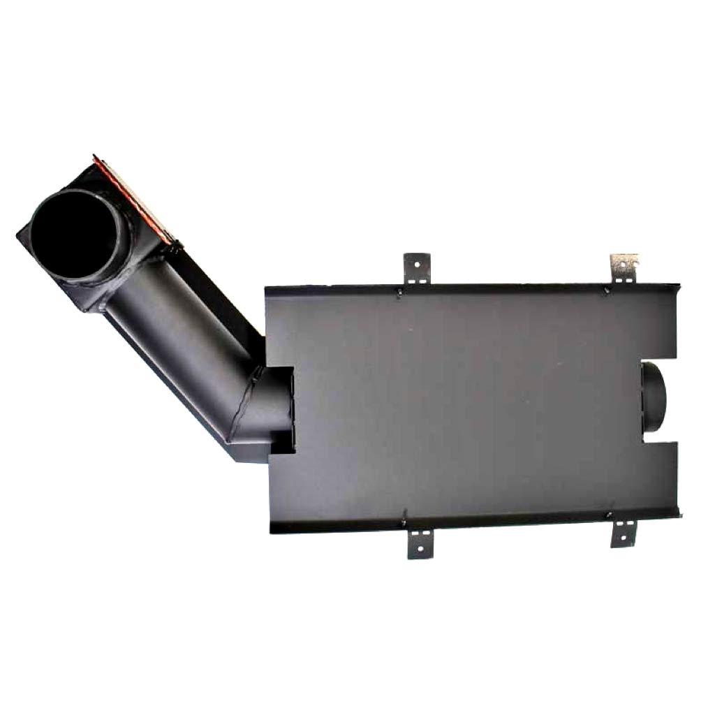 QuadraFire CB1200 Top Vent Adapter (TPVNT-1) by QuadraFire