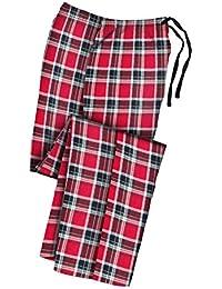 Hanes Mens Cotton Flannel Lounge Pajama Pants