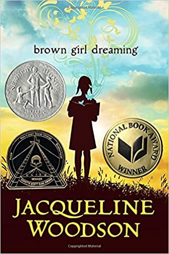 Image result for brown girl dreaming book cover