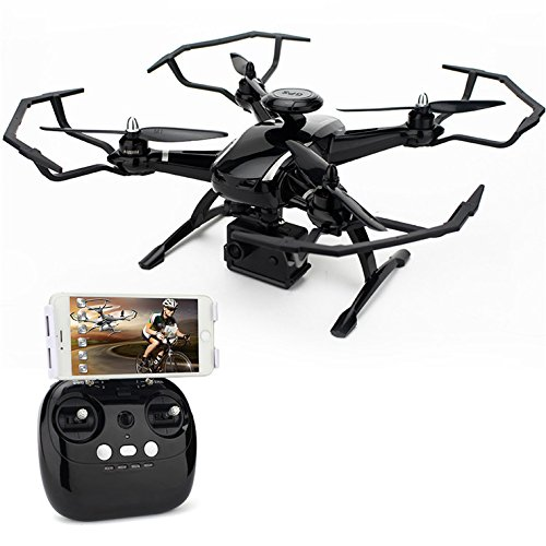 US Warehouse – AOSENMA CG035 Double GPS Optical Positioning WiFi FPV 1080P HD Camera RC Drone Quadcopter