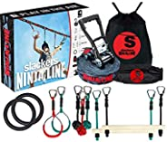 Slackers 56' Ninjaline Intro Kit with Two Bonus Traverse Rings