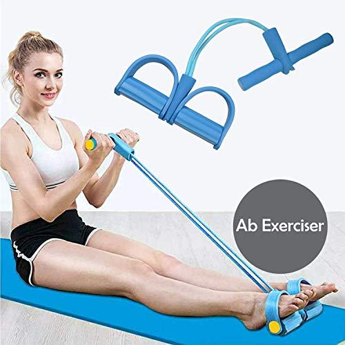ORPIO (LABEL) Pull Reducer Body Trimmer Resistance Band Gym,Yoga Sports Exercise Equipment for Lose Waist Weight Reduce Tummy Trimmer Price & Reviews