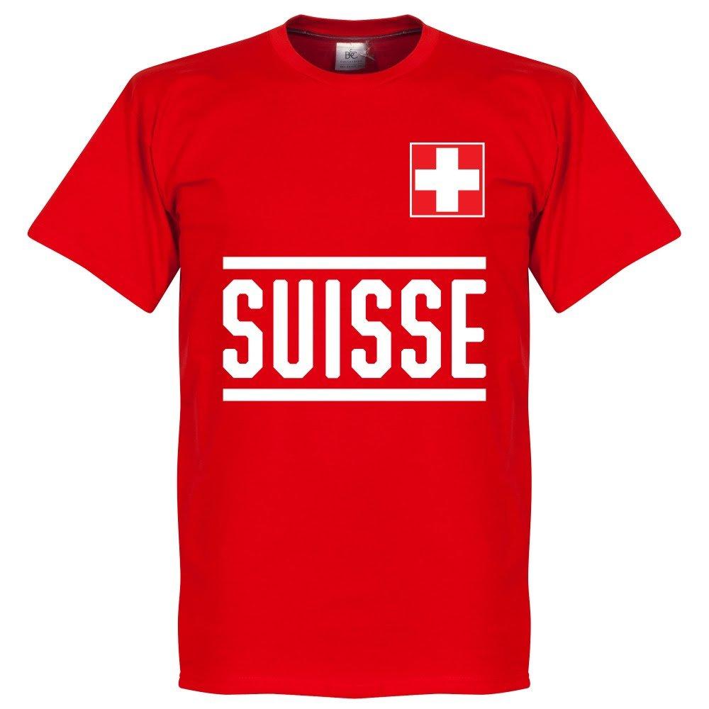 Retake T-Shirt Homme Rouge Rot
