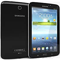 Samsung Galaxy Tab 3 (7-Inch, Midnight Black) SM-T210 8 GB