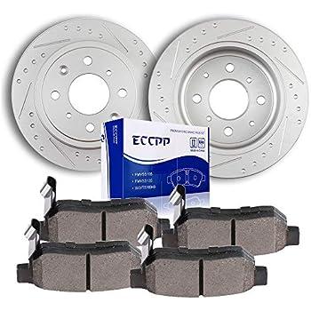 91 92 93 94 95 ACURA LEGEND Ceramic F /& R Brake Pads