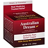 Australian Dream Arthritis Pain Relief Cream, 9