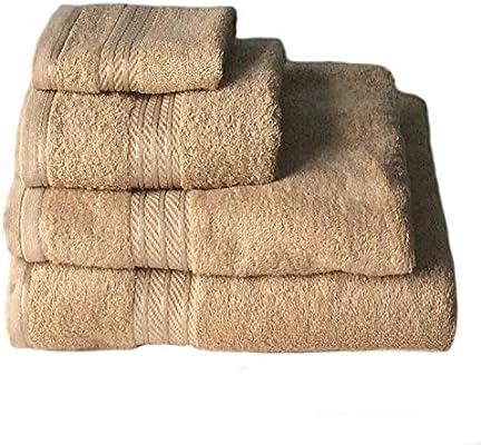Pack de 6 toalla para la cara lujo Royal egipcio 100% franela de algodón de cara 30 x 30 cm: Amazon.es: Hogar