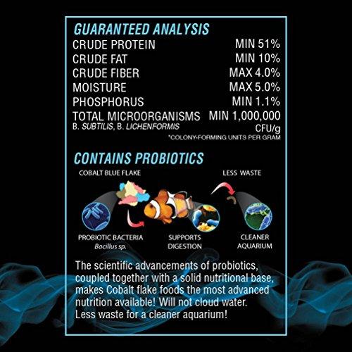 Pictures of Cobalt Aquatics Marine Omni Flake 5 oz 25001N 7