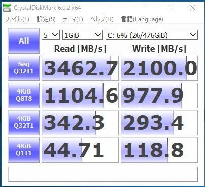 シリコンパワー-PCIe3-0×4-NVMe1-3-P34A80シリーズ-SP512GBP34A80M28