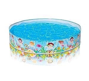 """Intex Snorkel Buddies 5ft Snapset Pool - 5'X10"""""""