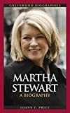 img - for Martha Stewart: A Biography (Greenwood Biographies) book / textbook / text book