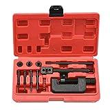 SUPERCRAZY Motocycle Chain Cutting Break Riveting Tool Kit SC0001