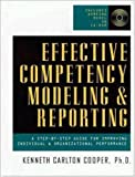 Effective Competency Modeling and Reporting, Kenneth Carlton Cooper, 0814405487