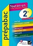 img - for Prepabac Tout-en-un: Toute La 2de (French Edition) book / textbook / text book