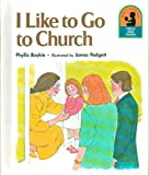 I Like to Go to Church, Phyllis Boykin, 0805441743