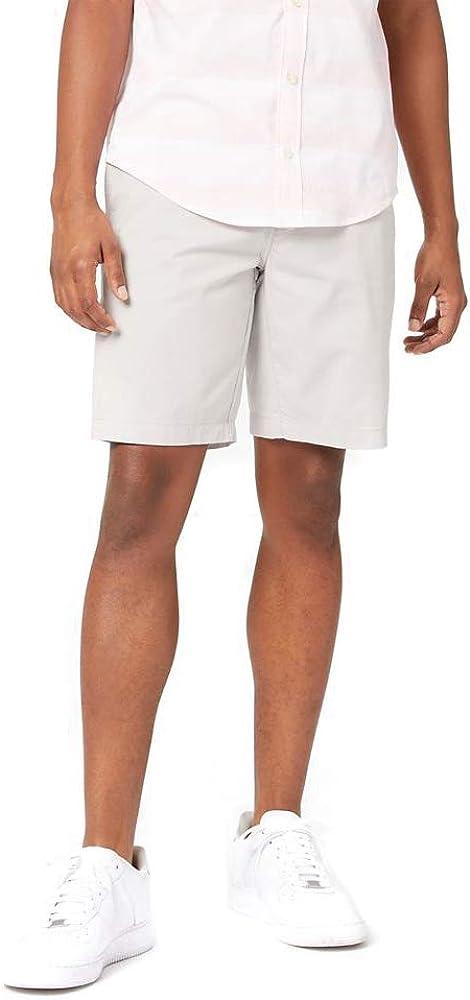 Dockers Men's Straight Fit Supreme Flex Ultimate Chino Short