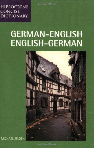 German-English/English-German Dictionary and Phrasebook (English and German Edition)...
