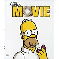 The Simpsons Movie on Blu-ray