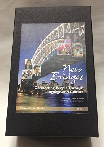 New Bridges Book 2 Conversation Cards, edited by Cherie Rempel (beginner/intermediate ESL / EFL course resource) (Listening And Speaking Activities For English Language Learners)