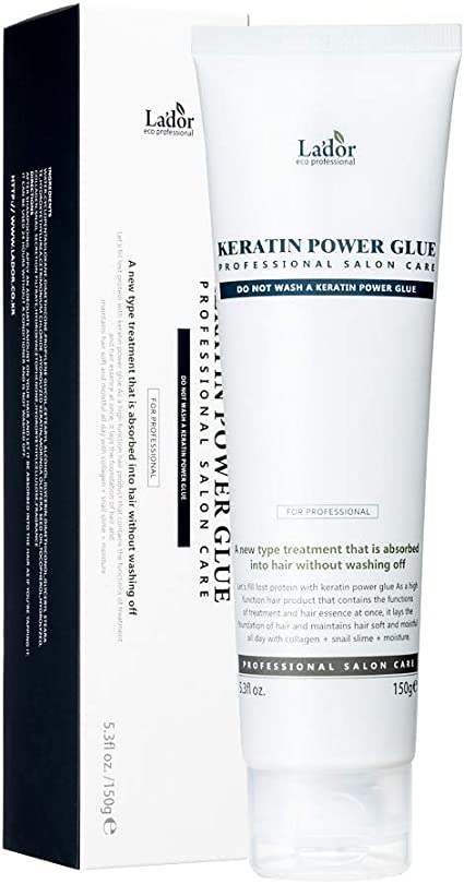LADOR Keratin Power Glue Professional Salon Care ...