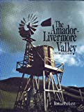 The Amador-Livermore Valley, Bob Lane and Pat Lane, 0898657229