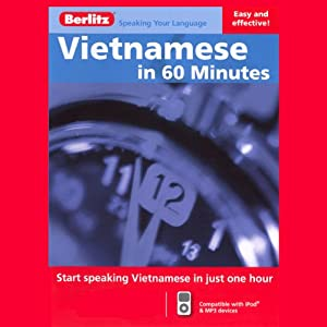 Vietnamese...In 60 Minutes Audiobook