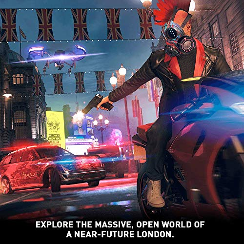 51 PvX2W0bL - Watch Dogs Legion - PlayStation 4 Standard Edition