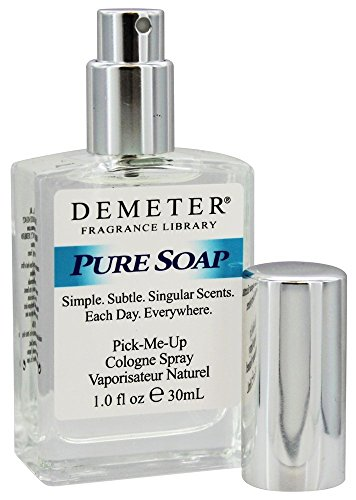 logne Spray Pure Soap, 1 oz. (Clean Cologne)